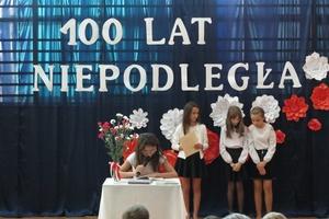 Akademia Z Okazji 100 Lecia Odzyskania Niepodległości 0911